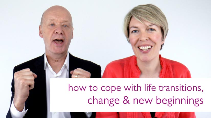 coping with life transitions and change